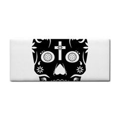 Sugar Skull Hand Towel