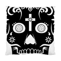 Sugar Skull Cushion Case (one Side)