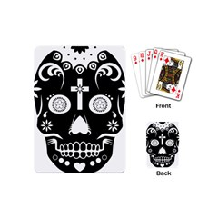 Sugar Skull Playing Cards (Mini)
