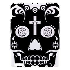 Sugar Skull Apple iPad 3/4 Hardshell Case