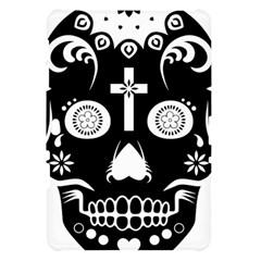 Sugar Skull Samsung Galaxy Tab 10.1  P7500 Hardshell Case