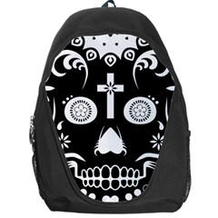 Sugar Skull Backpack Bag