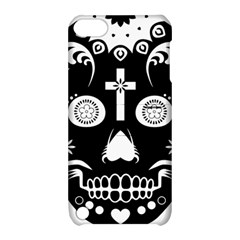 Sugar Skull Apple iPod Touch 5 Hardshell Case with Stand