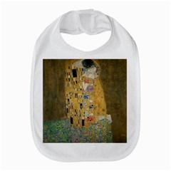 Klimt   The Kiss Bib