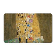 Klimt - The Kiss Magnet (Rectangular)