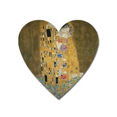 Klimt - The Kiss Magnet (Heart)