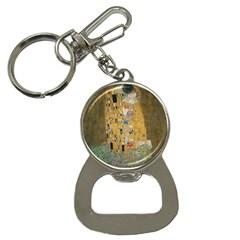 Klimt - The Kiss Bottle Opener Key Chain