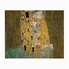 Klimt - The Kiss Glasses Cloth (Small, Two Sided)