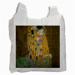 Klimt - The Kiss Recycle Bag (One Side)