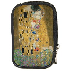 Klimt   The Kiss Compact Camera Leather Case