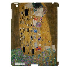 Klimt - The Kiss Apple iPad 3/4 Hardshell Case (Compatible with Smart Cover)