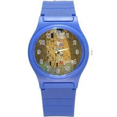Klimt - The Kiss Plastic Sport Watch (Small)