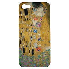 Klimt   The Kiss Apple Iphone 5 Hardshell Case
