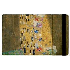 Klimt - The Kiss Apple iPad 3/4 Flip Case