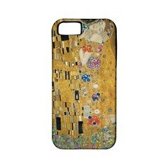 Klimt - The Kiss Apple iPhone 5 Classic Hardshell Case (PC+Silicone)