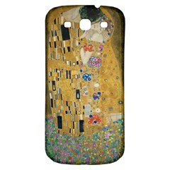 Klimt - The Kiss Samsung Galaxy S3 S III Classic Hardshell Back Case