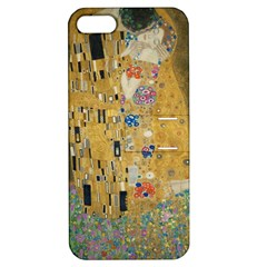 Klimt   The Kiss Apple Iphone 5 Hardshell Case With Stand