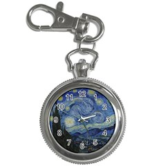 Starry night Key Chain & Watch