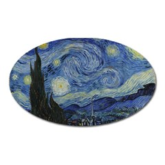 Starry Night Magnet (oval)