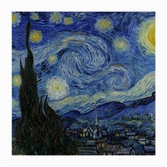 Starry Night Glasses Cloth (medium, Two Sided)
