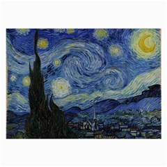Starry night Glasses Cloth (Large, Two Sided)