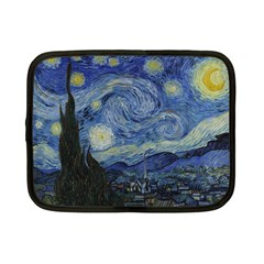 Starry night Netbook Case (Small)