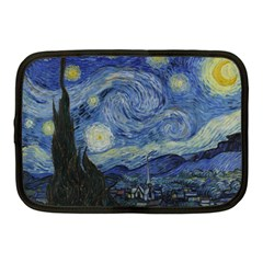Starry night Netbook Case (Medium)