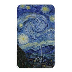 Starry Night Memory Card Reader (rectangular)