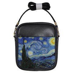 Starry Night Girl s Sling Bag