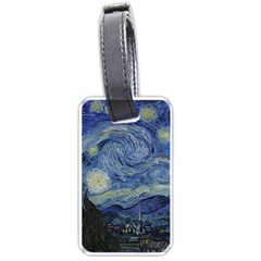 Starry night Luggage Tag (Two Sides)