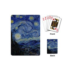 Starry night Playing Cards (Mini)