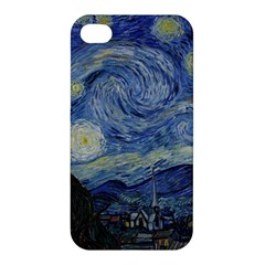 Starry Night Apple Iphone 4/4s Hardshell Case