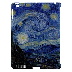 Starry night Apple iPad 3/4 Hardshell Case (Compatible with Smart Cover)