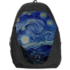 Starry night Backpack Bag