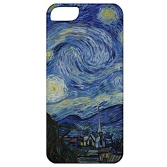 Starry night Apple iPhone 5 Classic Hardshell Case