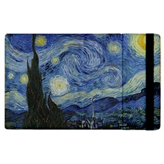 Starry Night Apple Ipad 2 Flip Case
