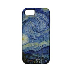 Starry night Apple iPhone 5 Classic Hardshell Case (PC+Silicone)