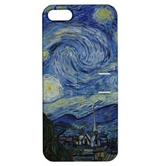 Starry Night Apple Iphone 5 Hardshell Case With Stand