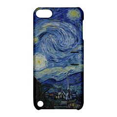 Starry night Apple iPod Touch 5 Hardshell Case with Stand