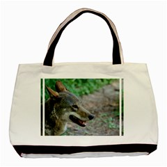 Red Wolf Classic Tote Bag