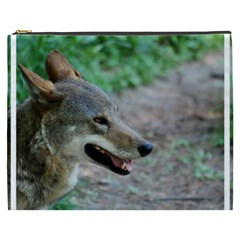 Red Wolf Cosmetic Bag (XXXL)