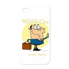 Phonecase1 Apple iPhone 4 Case (White)