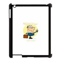 Phonecase1 Apple iPad 3/4 Case (Black)