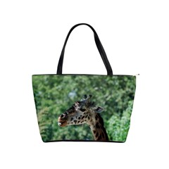 Cute Giraffe Large Shoulder Bag