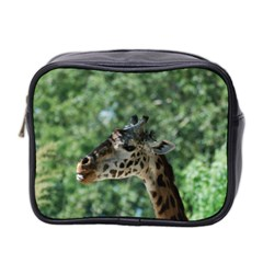 Cute Giraffe Mini Travel Toiletry Bag (Two Sides)