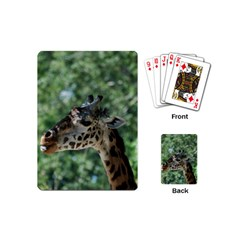 Cute Giraffe Playing Cards (mini)