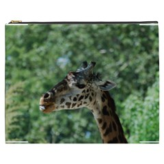 Cute Giraffe Cosmetic Bag (xxxl)