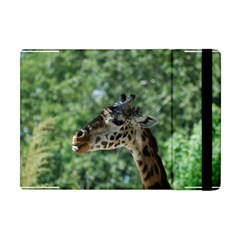 Cute Giraffe Apple Ipad Mini Flip Case