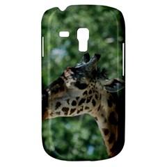 Cute Giraffe Samsung Galaxy S3 MINI I8190 Hardshell Case