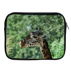 Cute Giraffe Apple iPad 2/3/4 Zipper Case